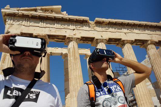 Acropolis Walking Tour & Virtual Reality Experience 3