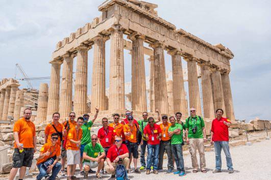 Acropolis Walking & Athens Trikke Combo tour 15