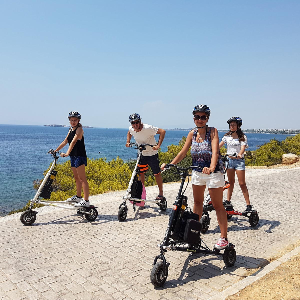 Riviera Trikke Tour 1