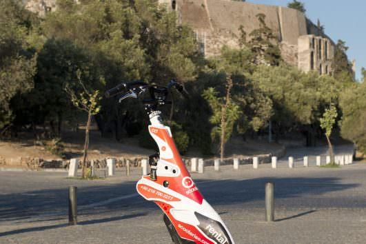 Acropolis Walking & Athens Trikke Combo tour 9
