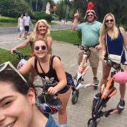 athens food safari tour - family