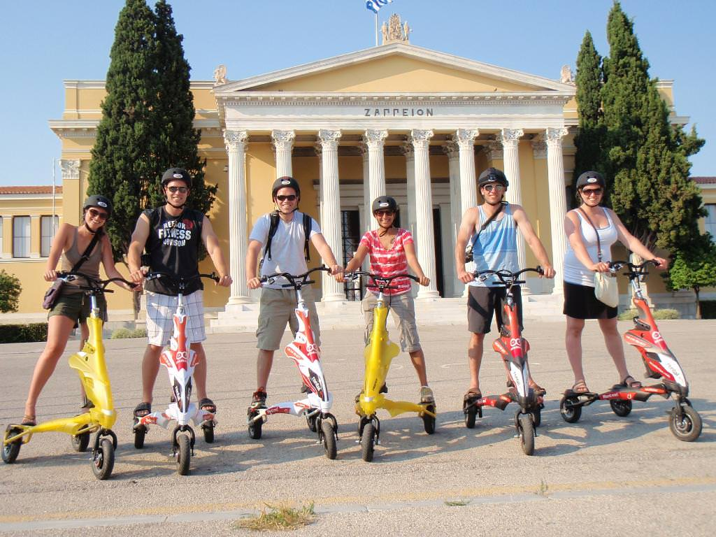 Athens Complete Tour 1