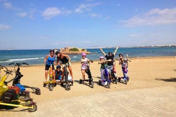 Riviera Trikke Tour 7