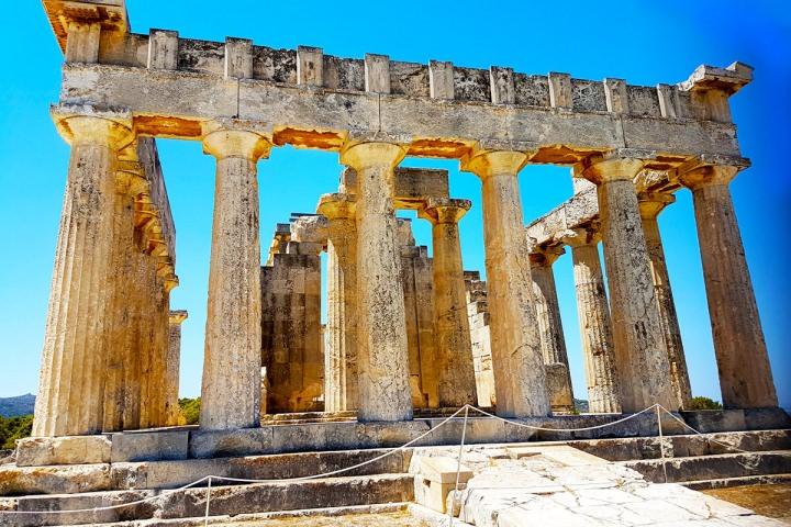 Aegina Island Half Day Private Trikke Experience 20