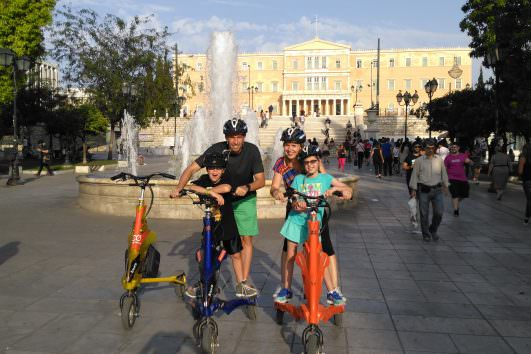 Shore Excursion & City Highlights on Trikke 1