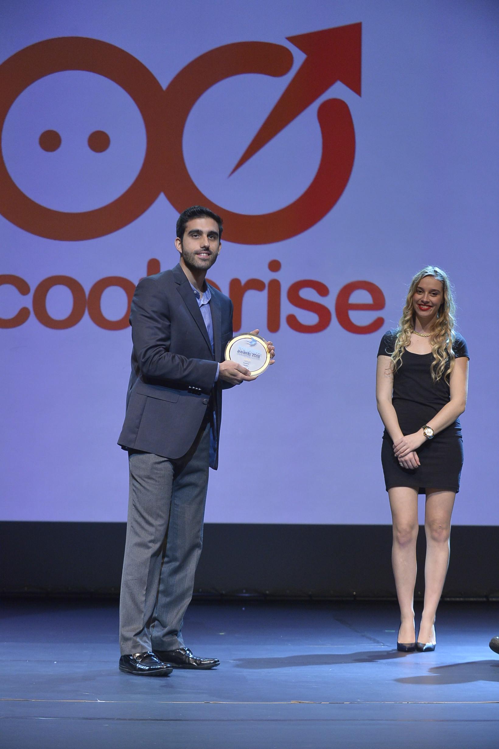 nikos award
