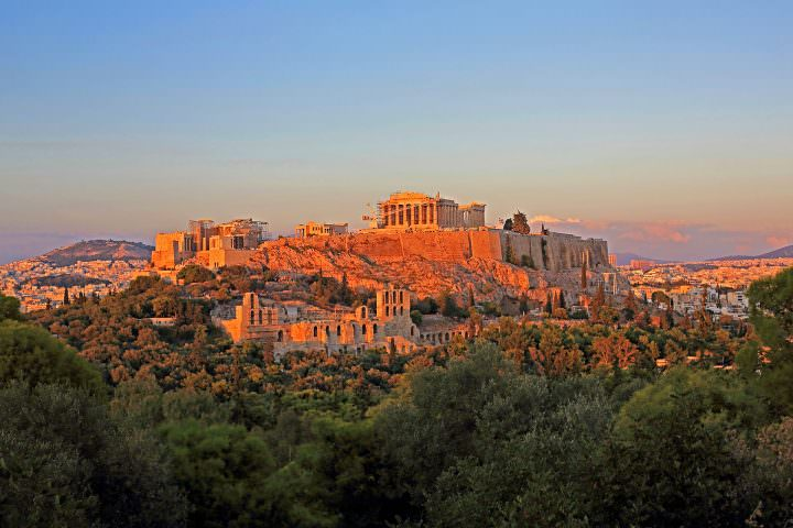 Acropolis Afternoon Walking Tour 6