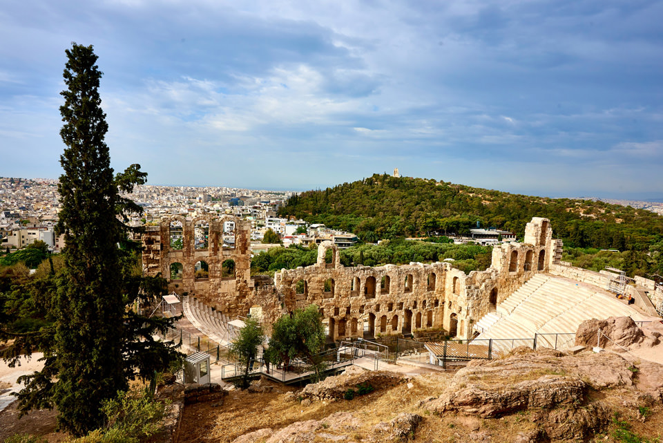 Athens Full Day - Trikke, Acropolis & Museum Walking Tour