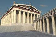 Athens Virtual Reality Self-Guided Walking Tour 13