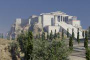 Athens Virtual Reality Self-Guided Walking Tour 9