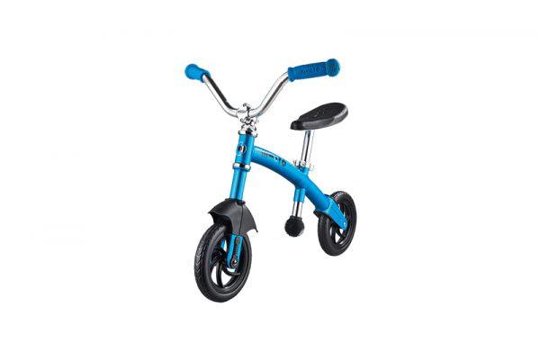 Micro G-Bike Chopper Deluxe Blue 3